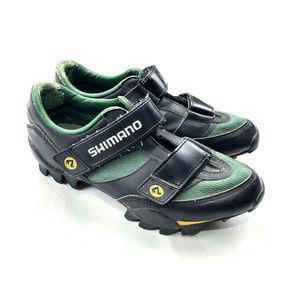 Shimano Cycling Shoes Reflective Heel SH-M080G Sz7